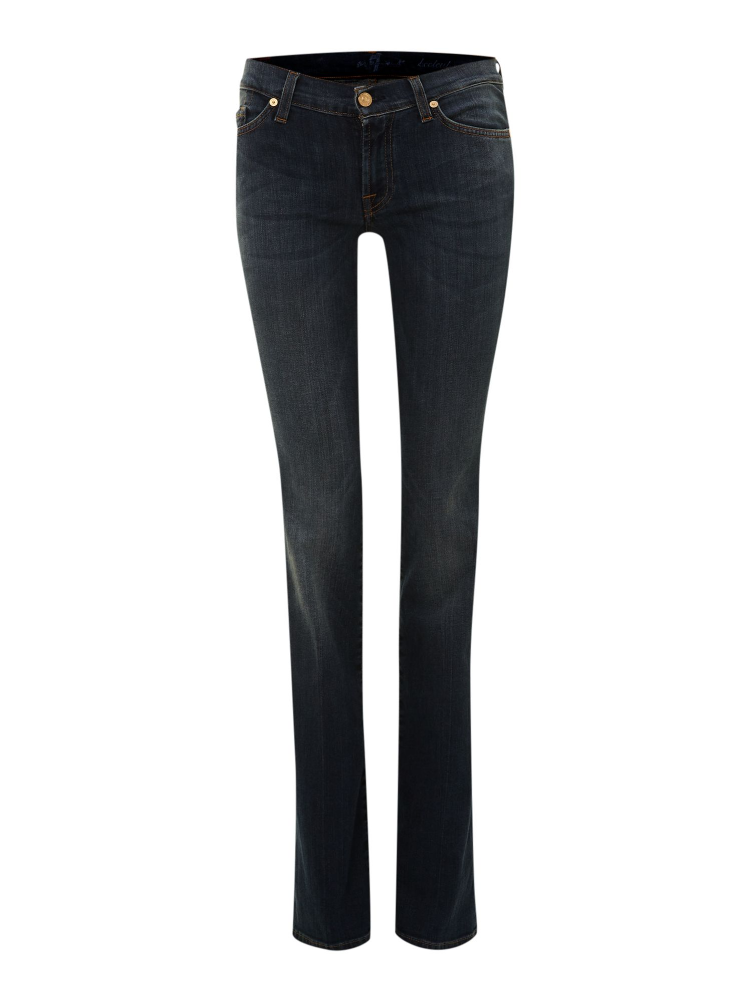 Bootcut jeans in Manhattan Dark