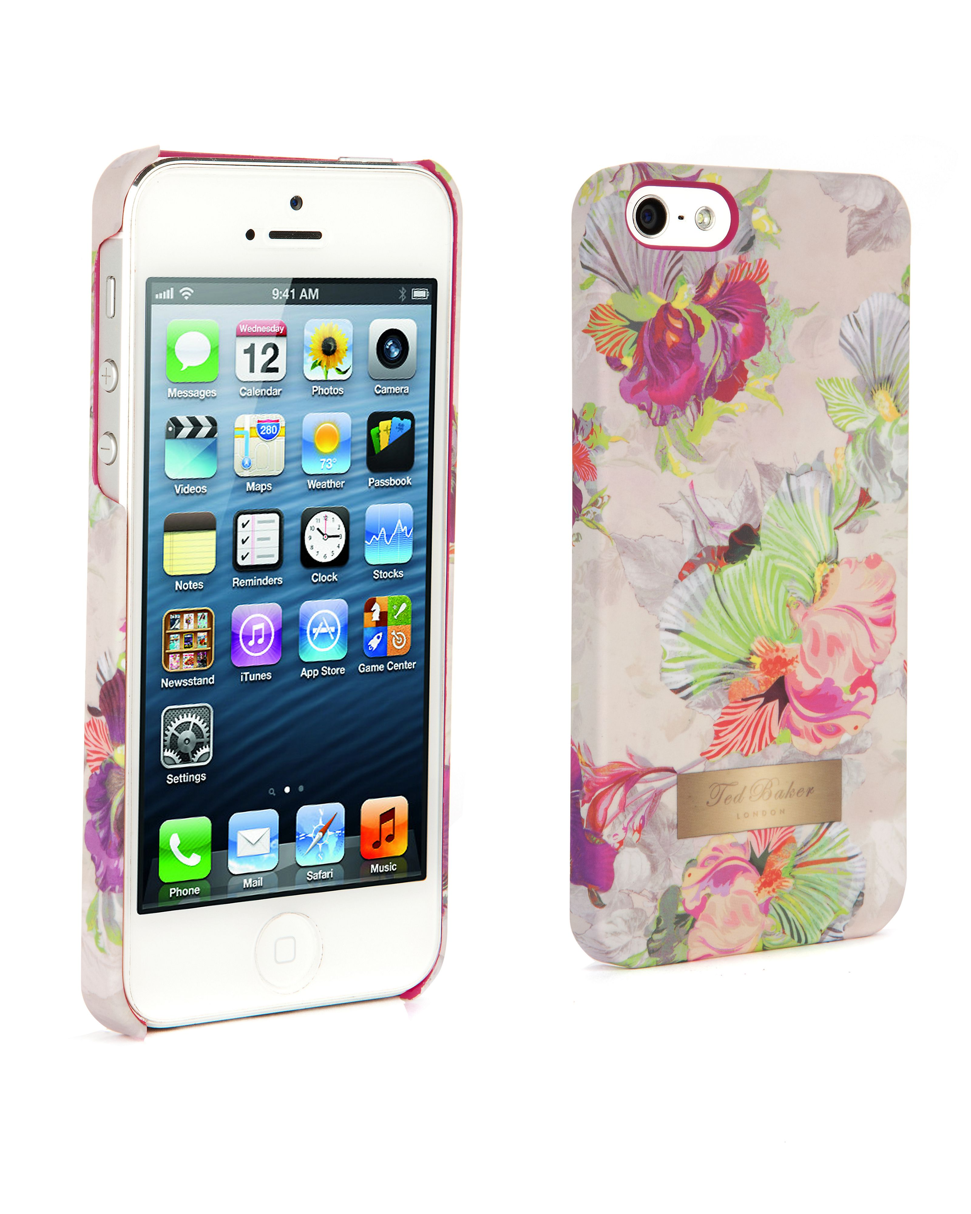Lona treasured orchid phone case