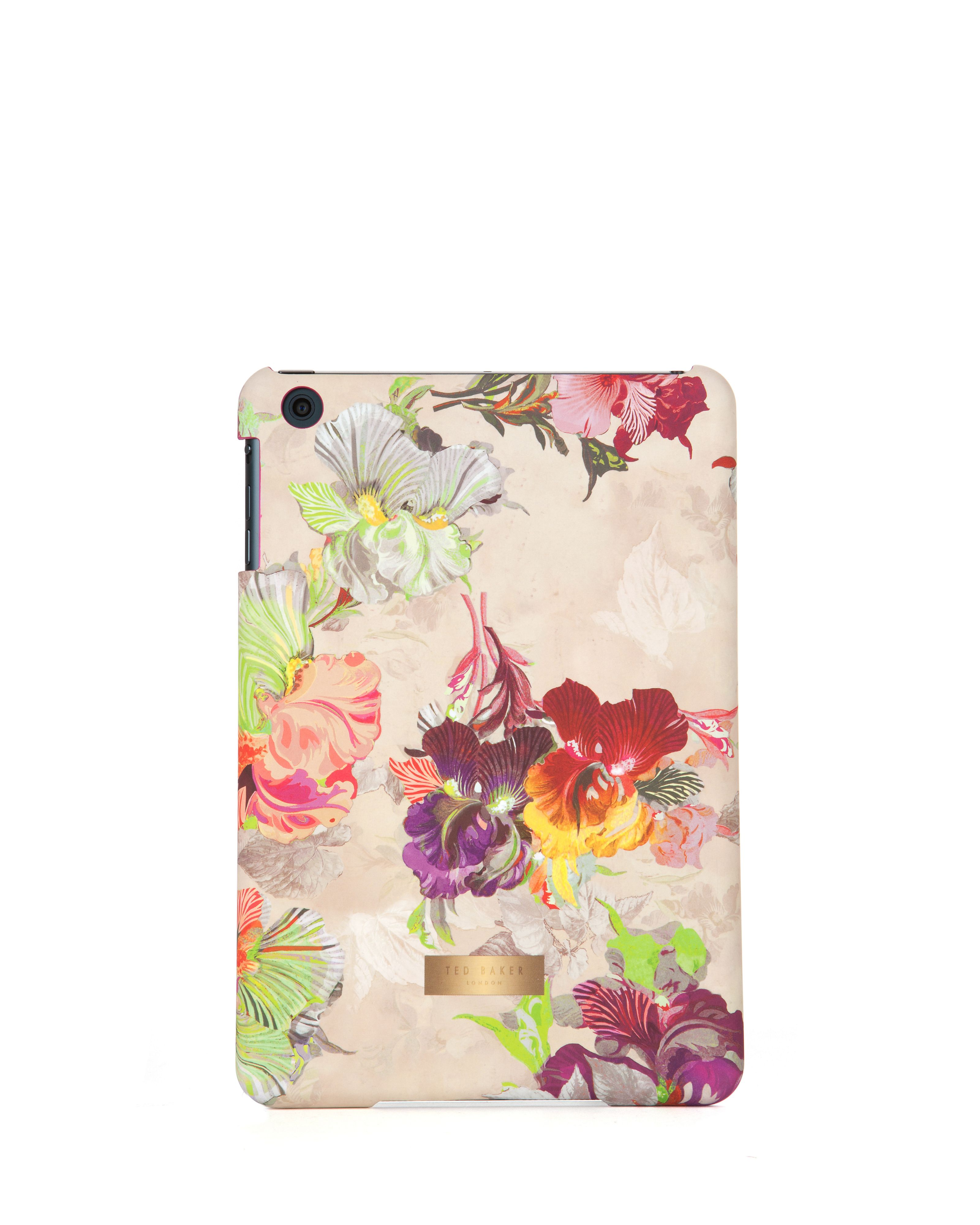 Bevina print ipad mini case
