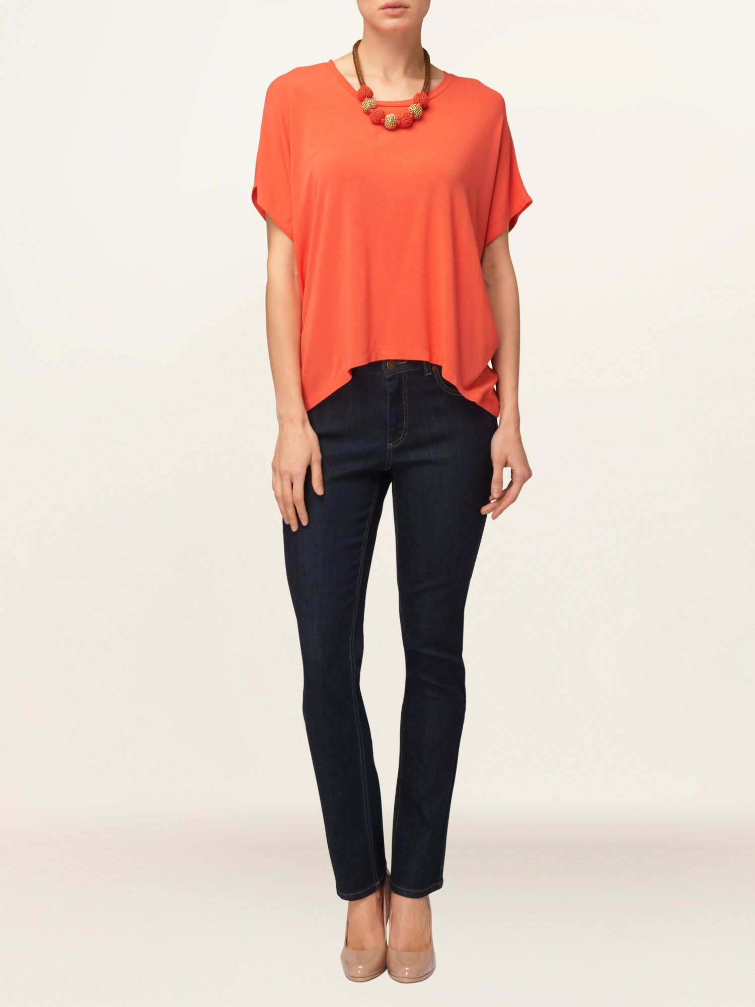 Willow oversize top