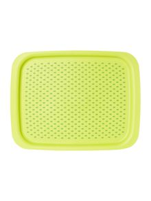 Grip tray large, green