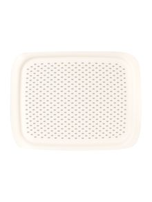 Joseph Joseph Grip Tray, Large - White