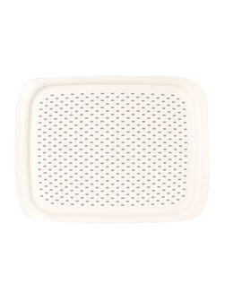 Grip Tray, Large - White