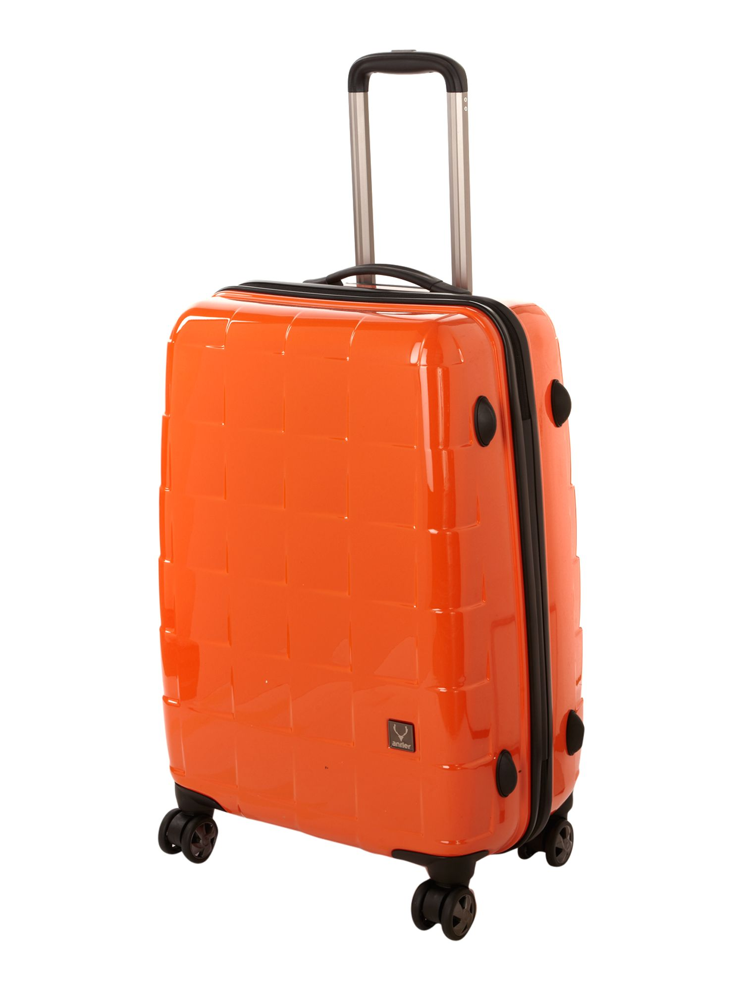 Camden Medium Suitcase - Orange