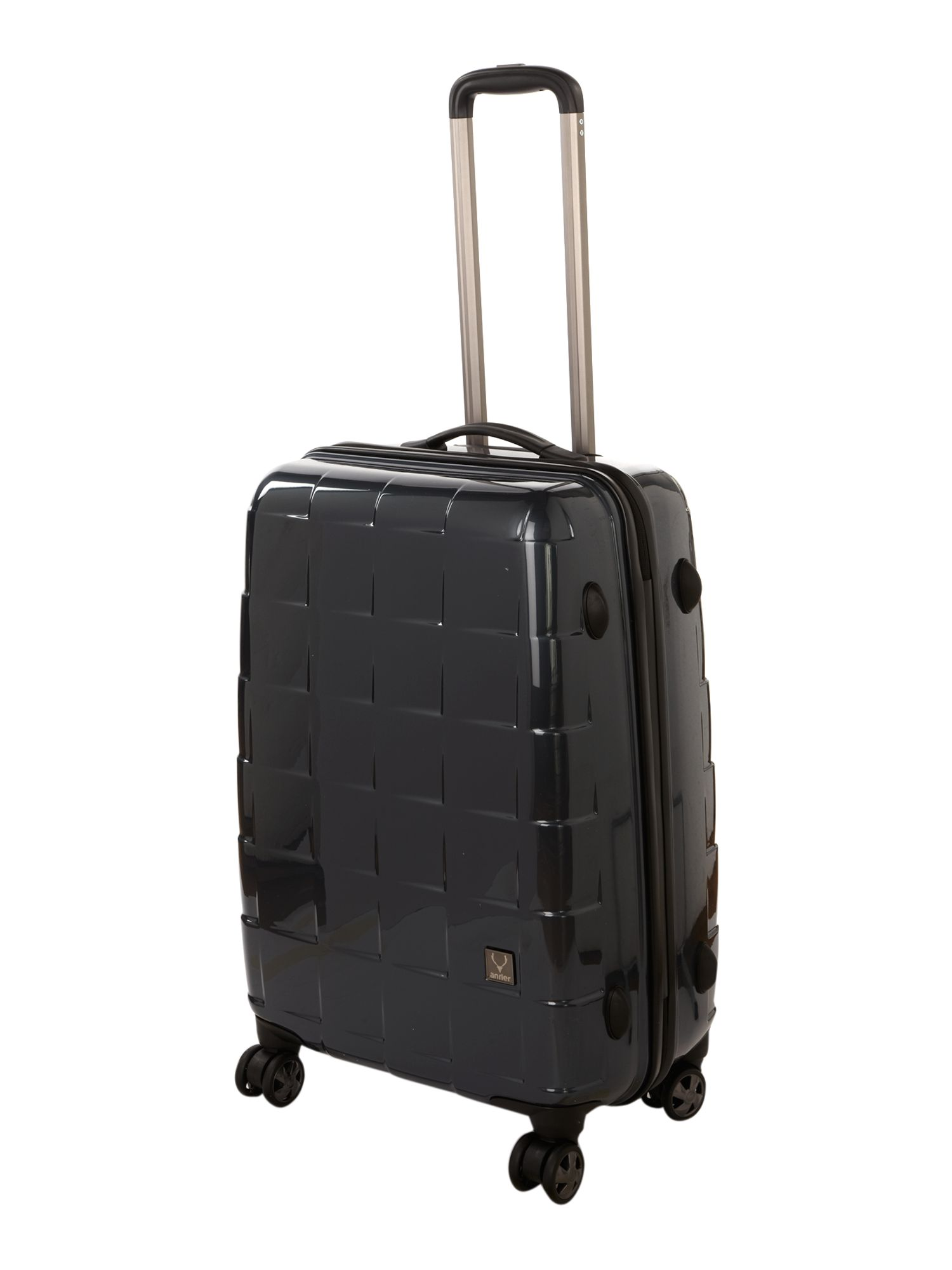 Camden Medium Suitcase - Charcoal