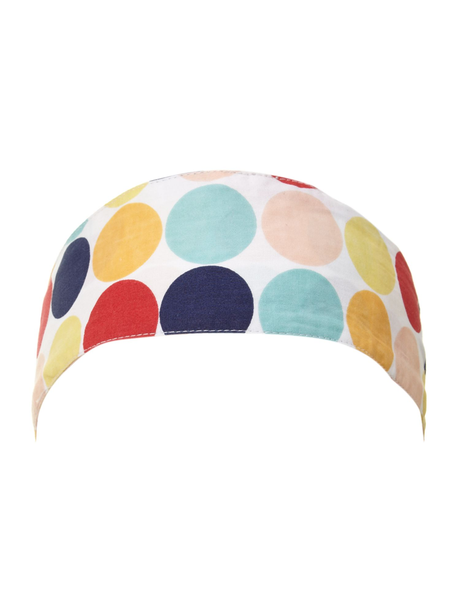 Girl`s Polka Dot Headband