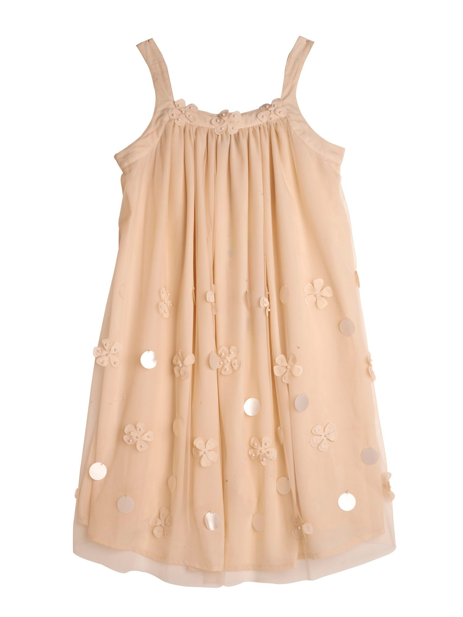 Girl`s Sequin Party Dress