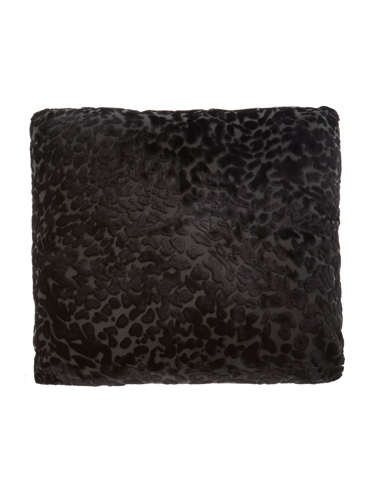 silba cushion in black