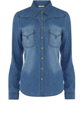 Oasis Denim Shirt