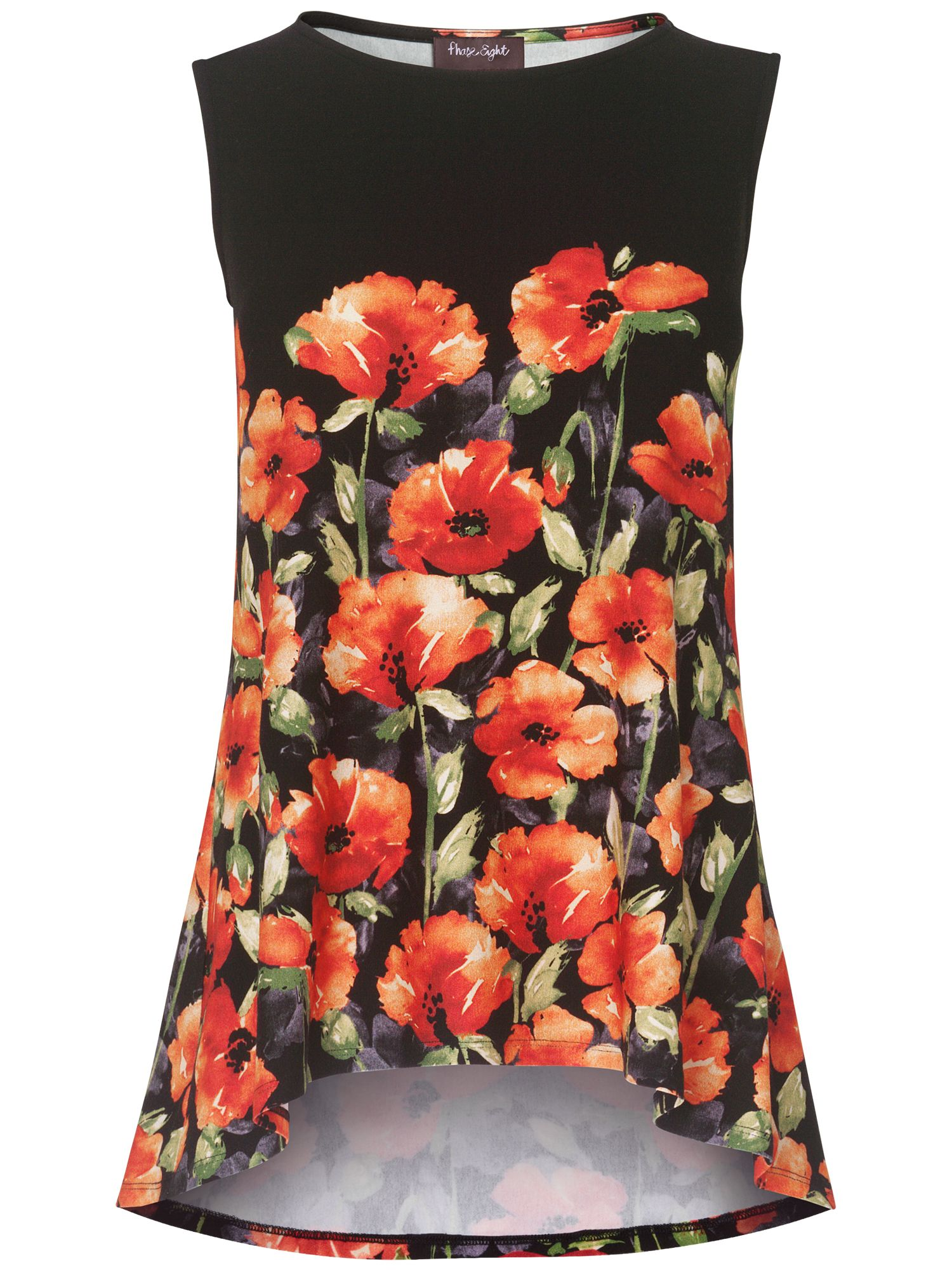Lydia poppy longline placement top
