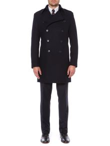 Cranford Long Military Coat
