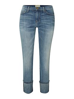 The Beatnik skinny crop jeans in Super Loved