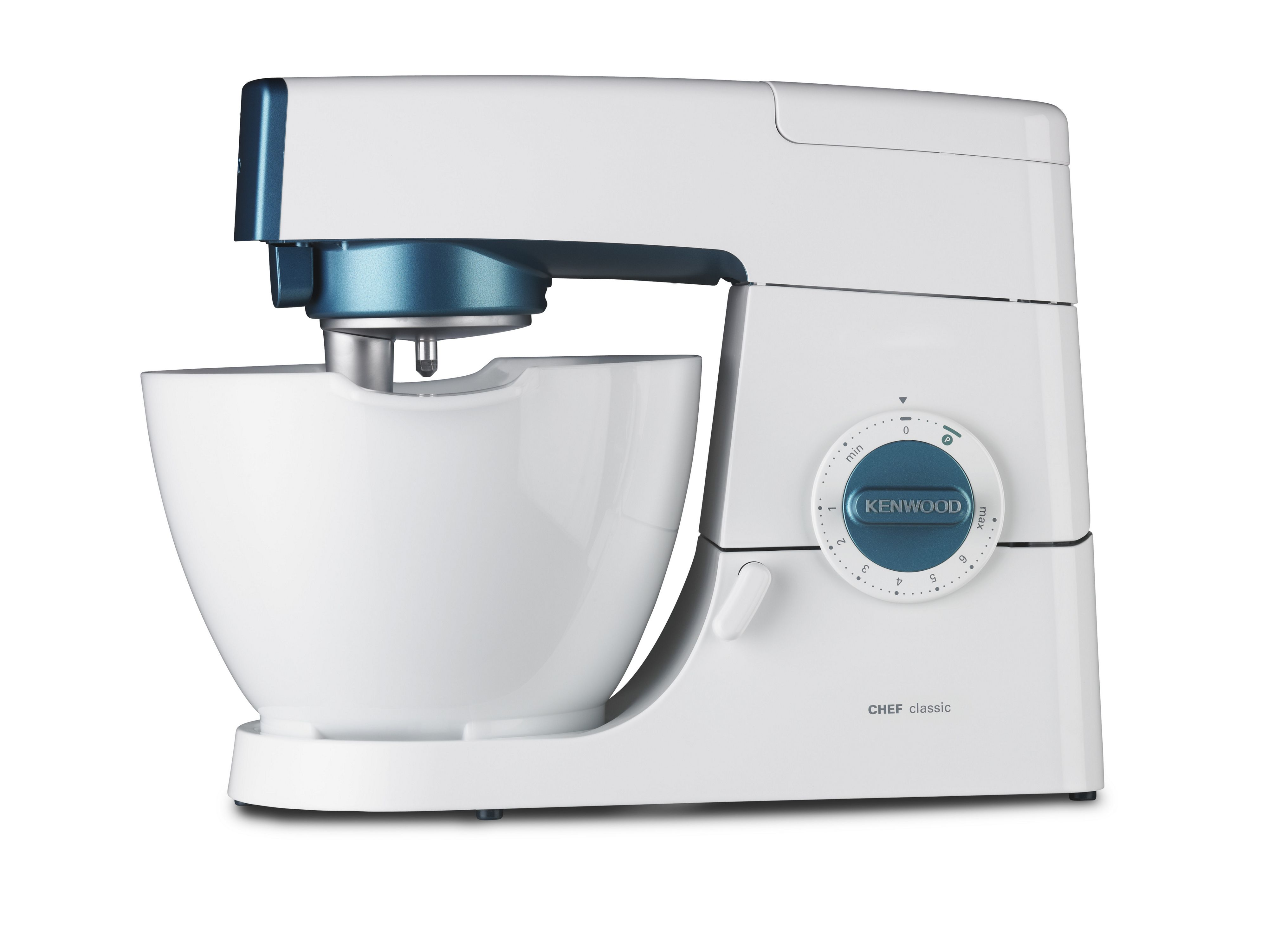 Kenwood Nostalgia Kitchen Machine Astro Blue Chef