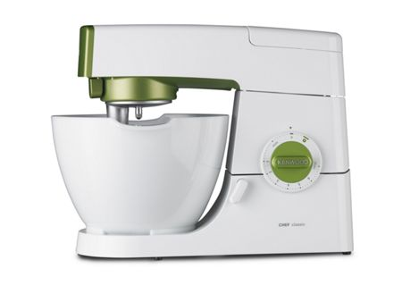 Kenwood Nostalgia Kitchen Machine Pinto Green