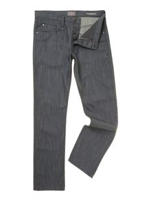 Five pocket slim fit jeans
