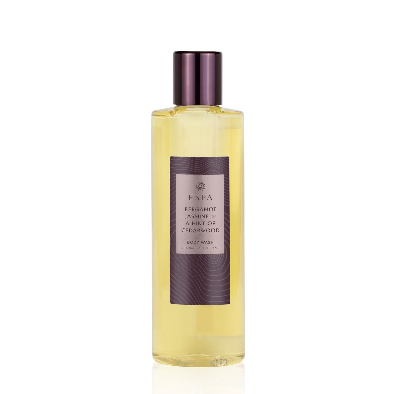 Bergamot,Jasmine & Cedarwood Body Wash