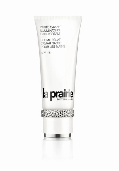 La Prairie White Caviar Illuminating Hand Cream