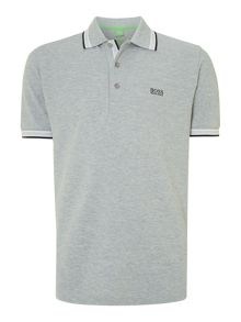 Classic logo tipped detail polo shirt