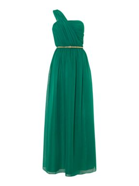 Untold Chiffon Maxi Dress