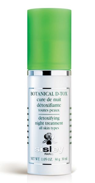 Sisley Botanical D-TOX Detoxifying Night Treatment