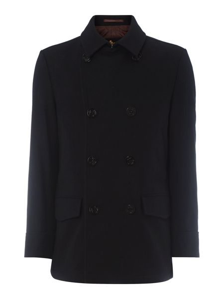 Taddington four pocket pea coat
