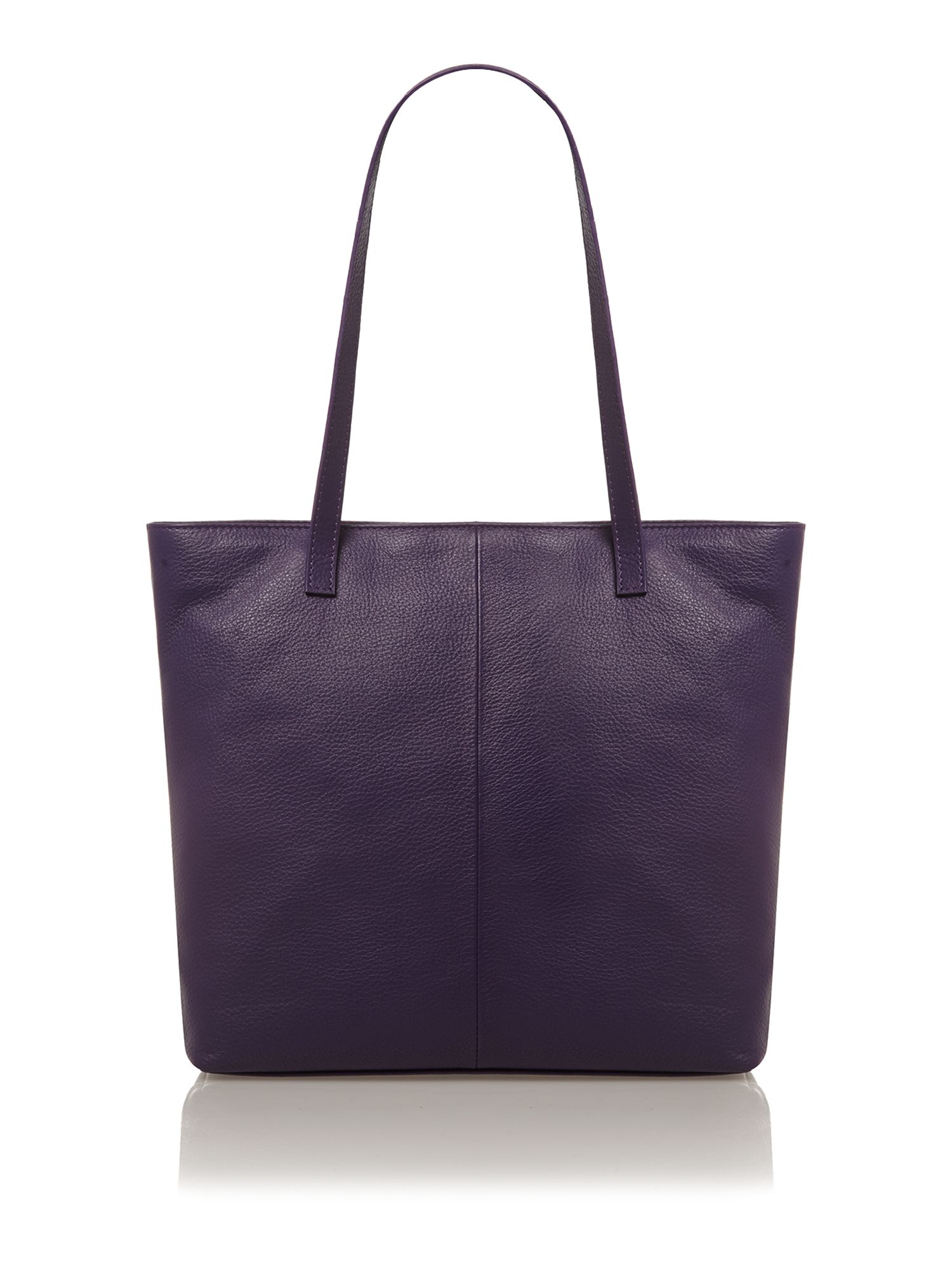 Bella tote central emboss