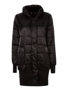 Label Lab Long puffer coat