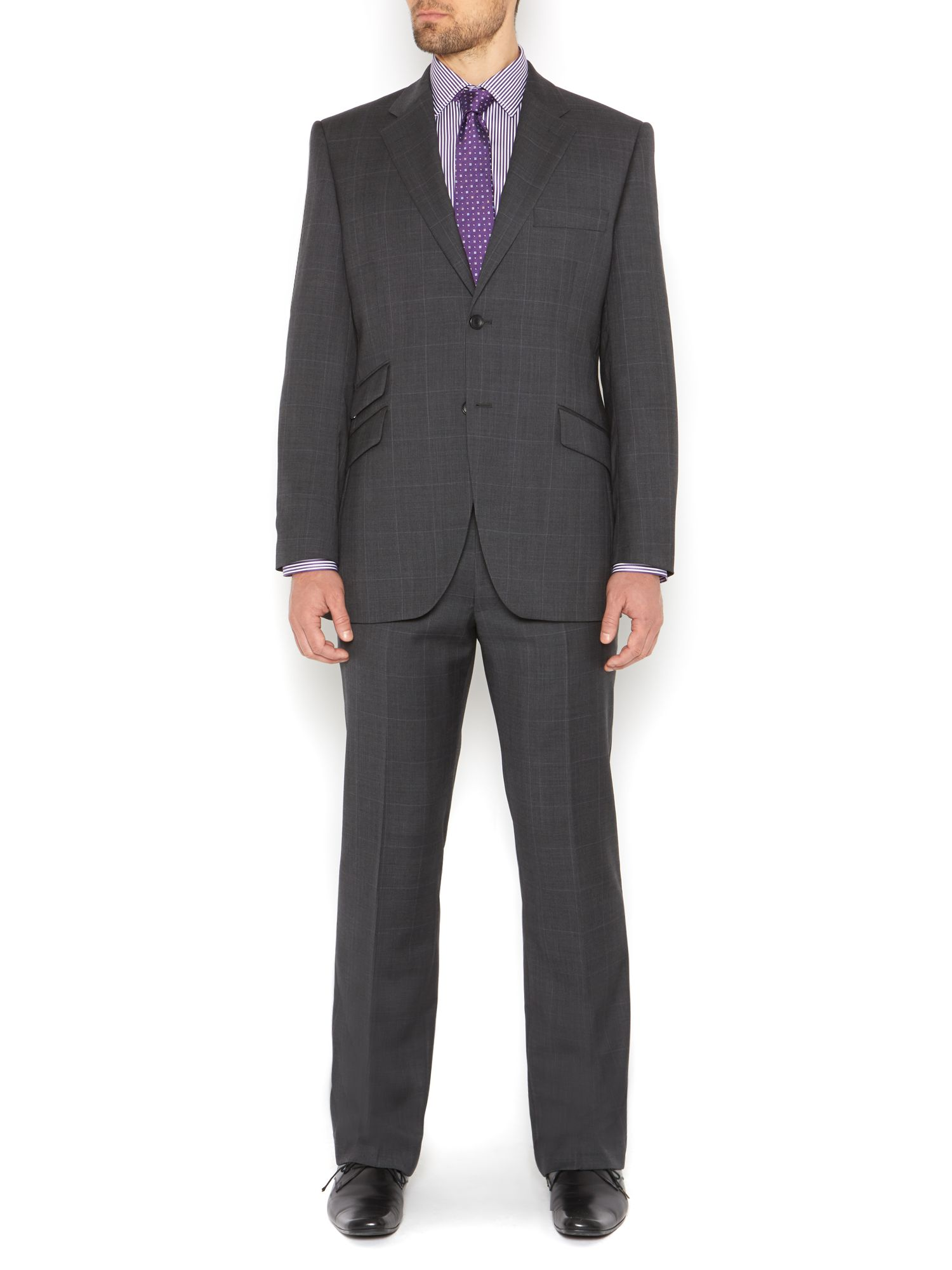 Franklin Prince of Wales Check Suit Jacket