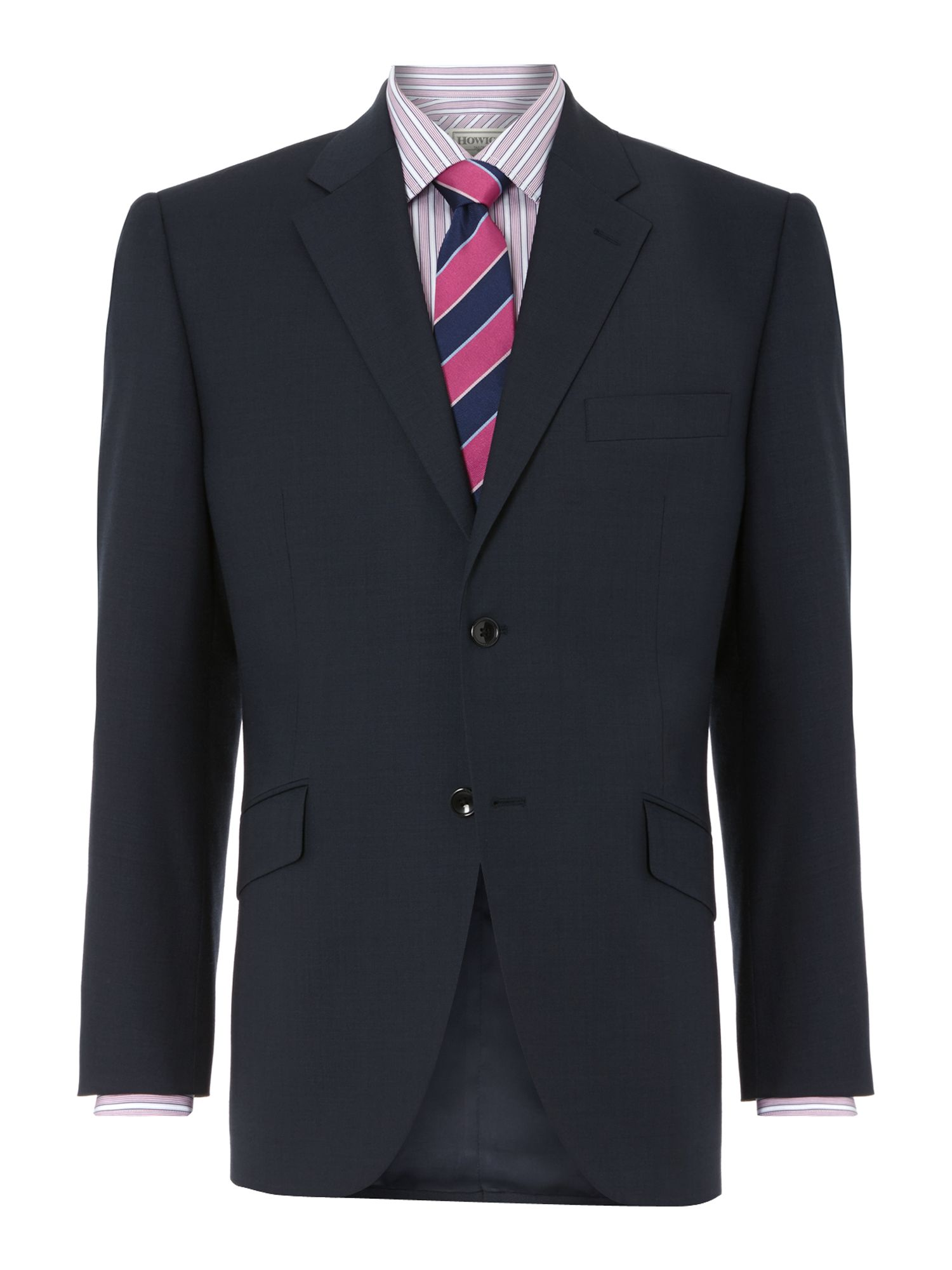 Jefferson Textured Suit Jacket