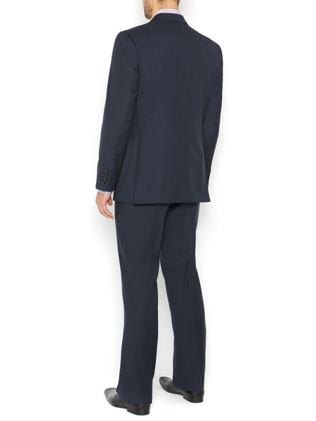 Howick Tailored Jefferson Textured Suit Jacket
