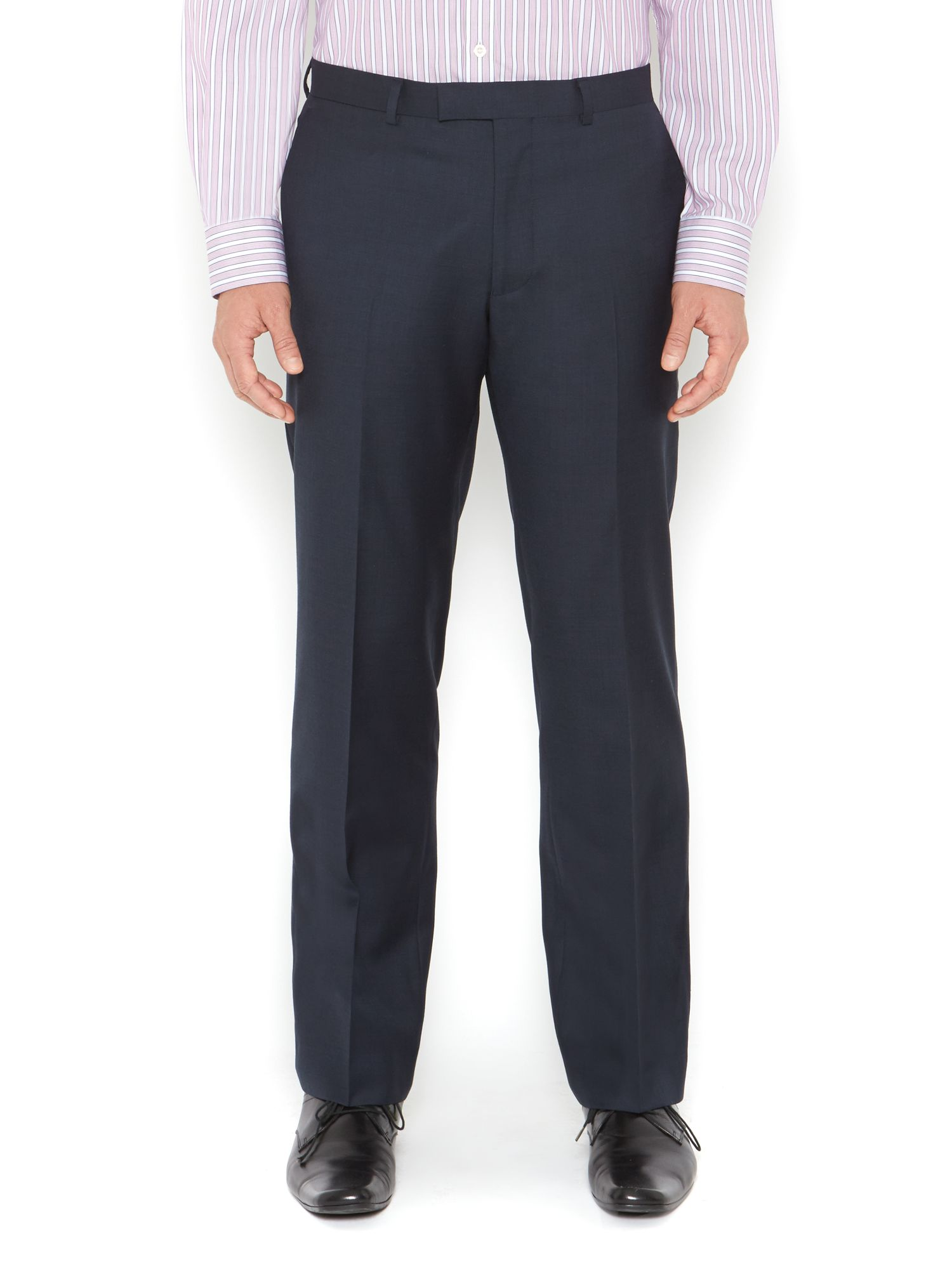 Jefferson Textured Suit Trouser