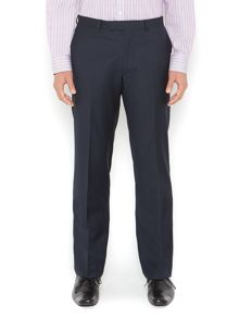 Howick Tailored Jefferson Textured Suit Trousers