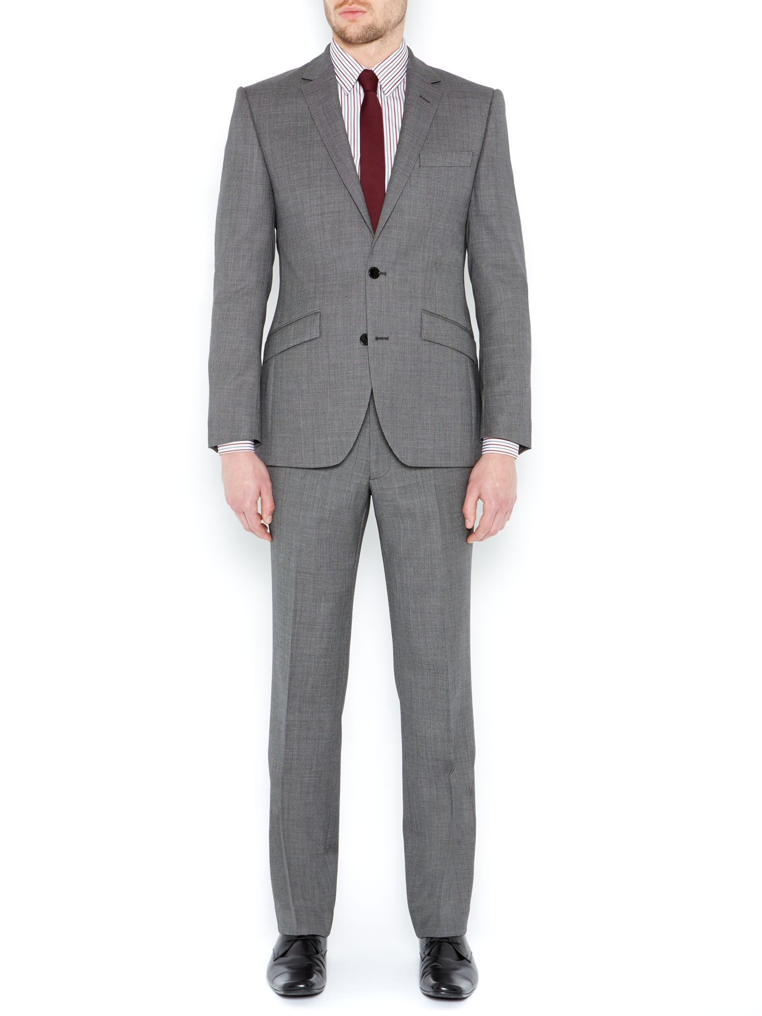 Waverley Birdseye Suit Jacket
