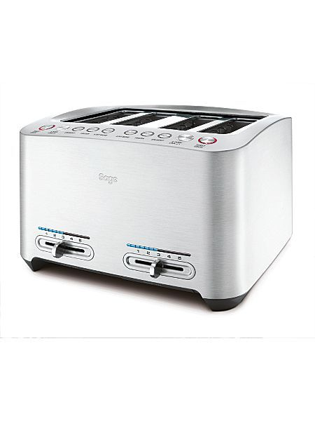 Sage by Heston Blumenthal Smart Toaster 4 Slice Toaster