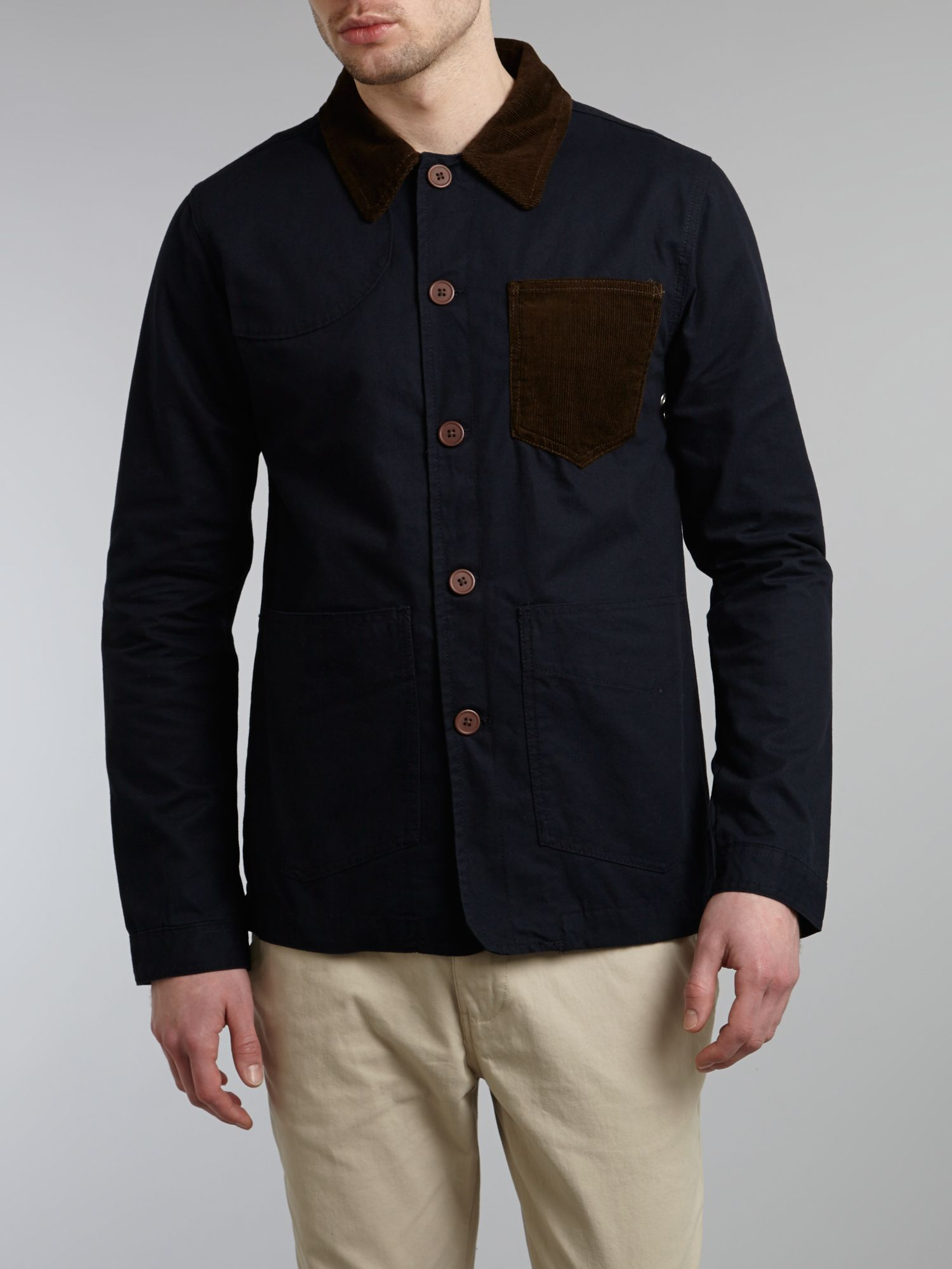 3 pocket worker jacket