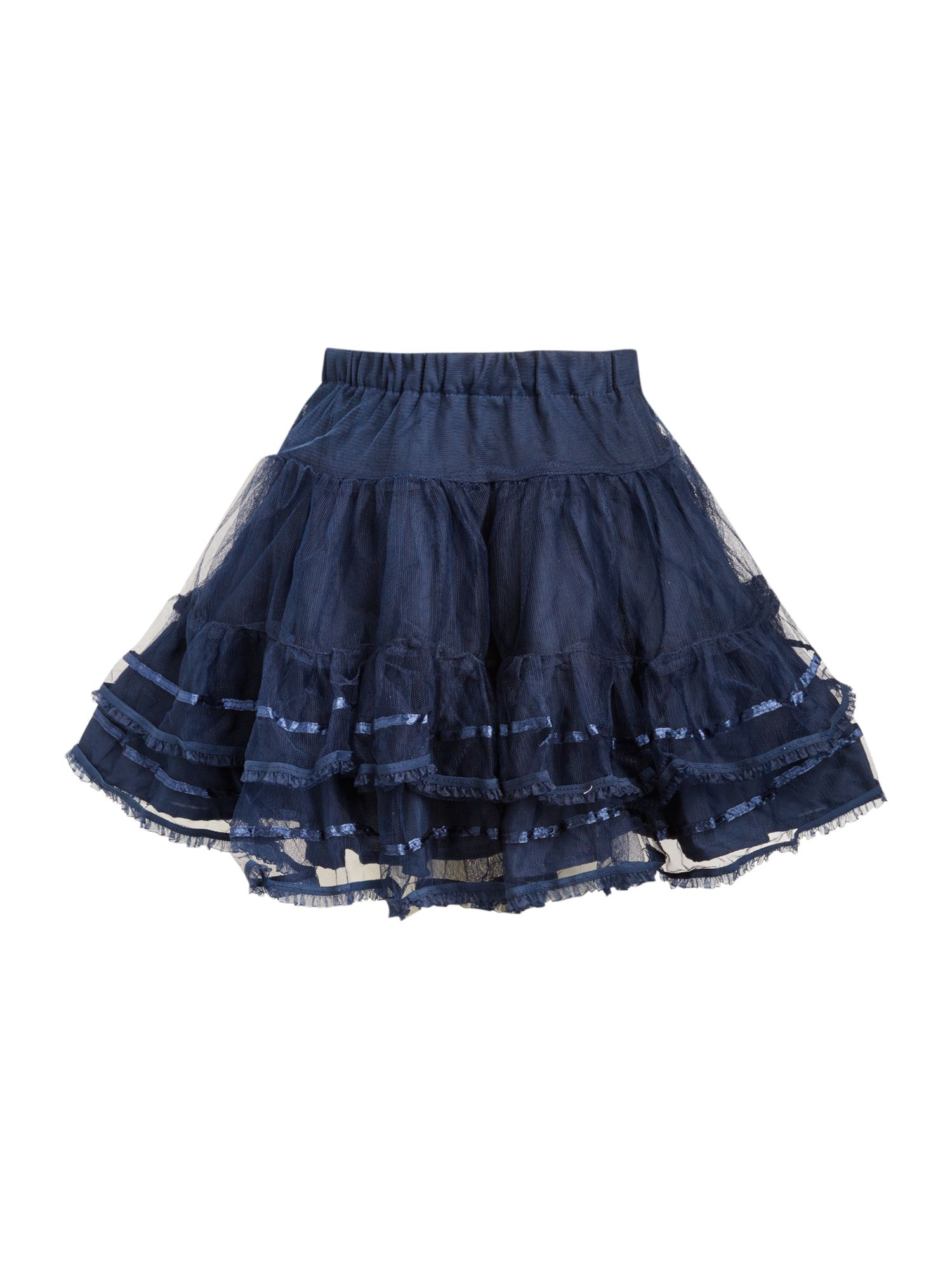 Girl`s frill tutu skirt