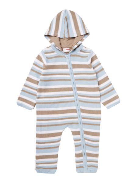 name it Boy`s stripe all in one with hood
