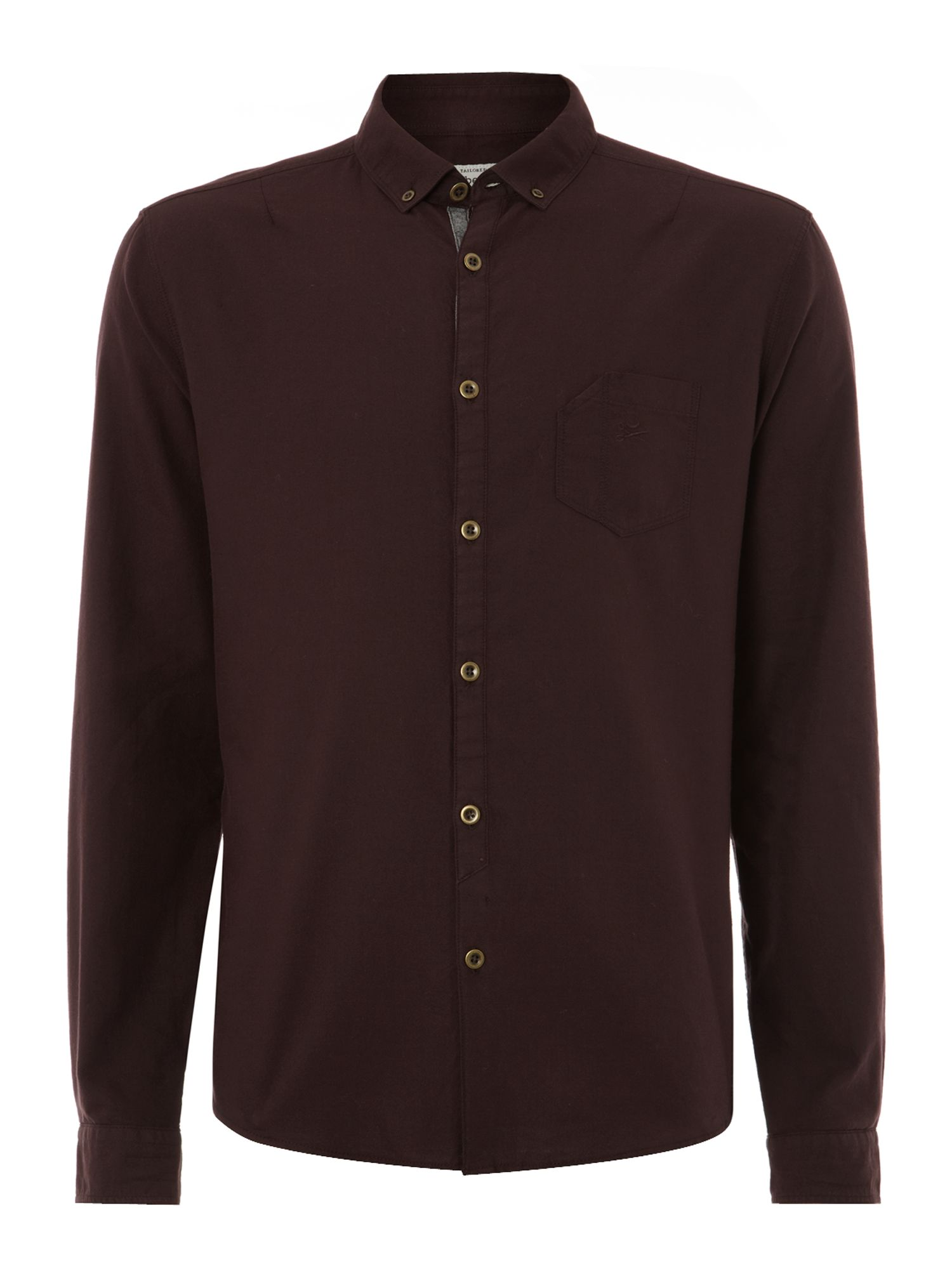 Pattle grape twill shirt