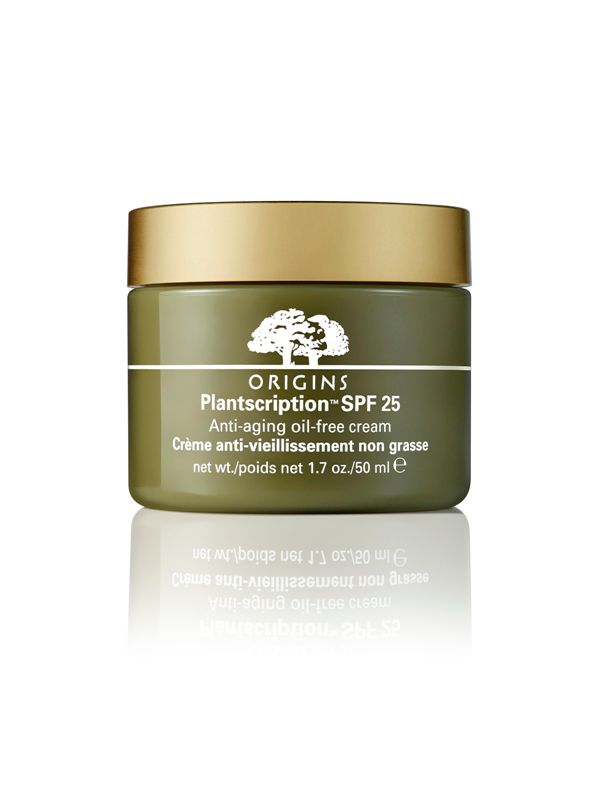 Plantscription Anti-aging face cream Oil Free