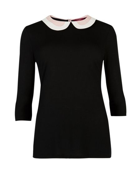 Ted Baker Jamilia collar swing top