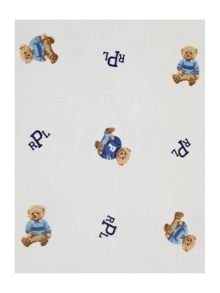 Polo Ralph Lauren Boy`S Teddy Print Blanket