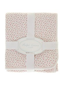 Polo Ralph Lauren Girls Floral Print Blanket