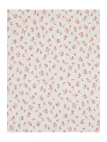 Girls Floral Print Blanket