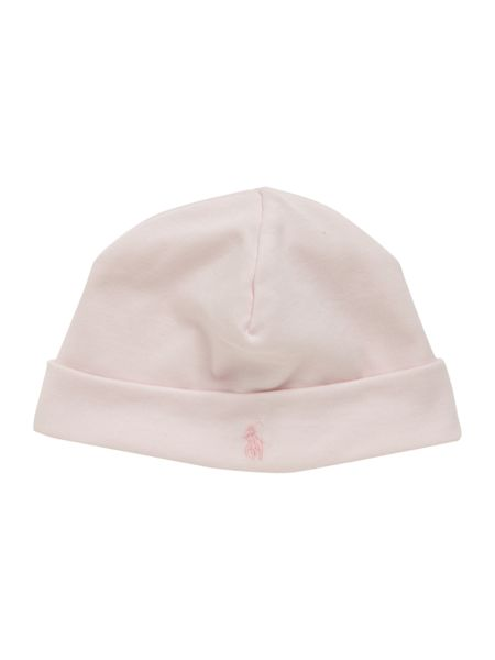 Polo Ralph Lauren Girl`S Beanie Hat