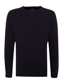 Criminal Ennis crew neck jumper