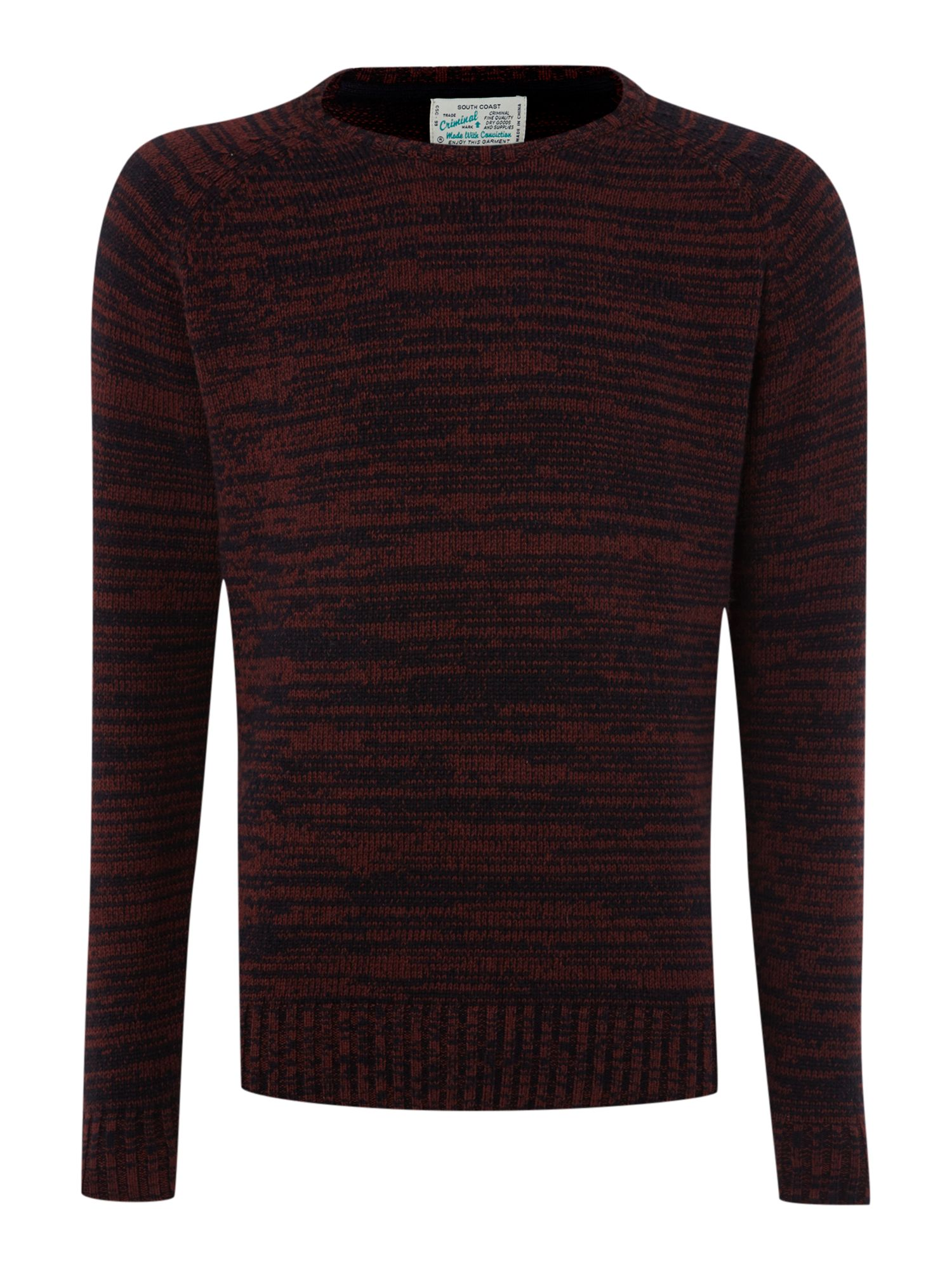 Porthleven striped jumper