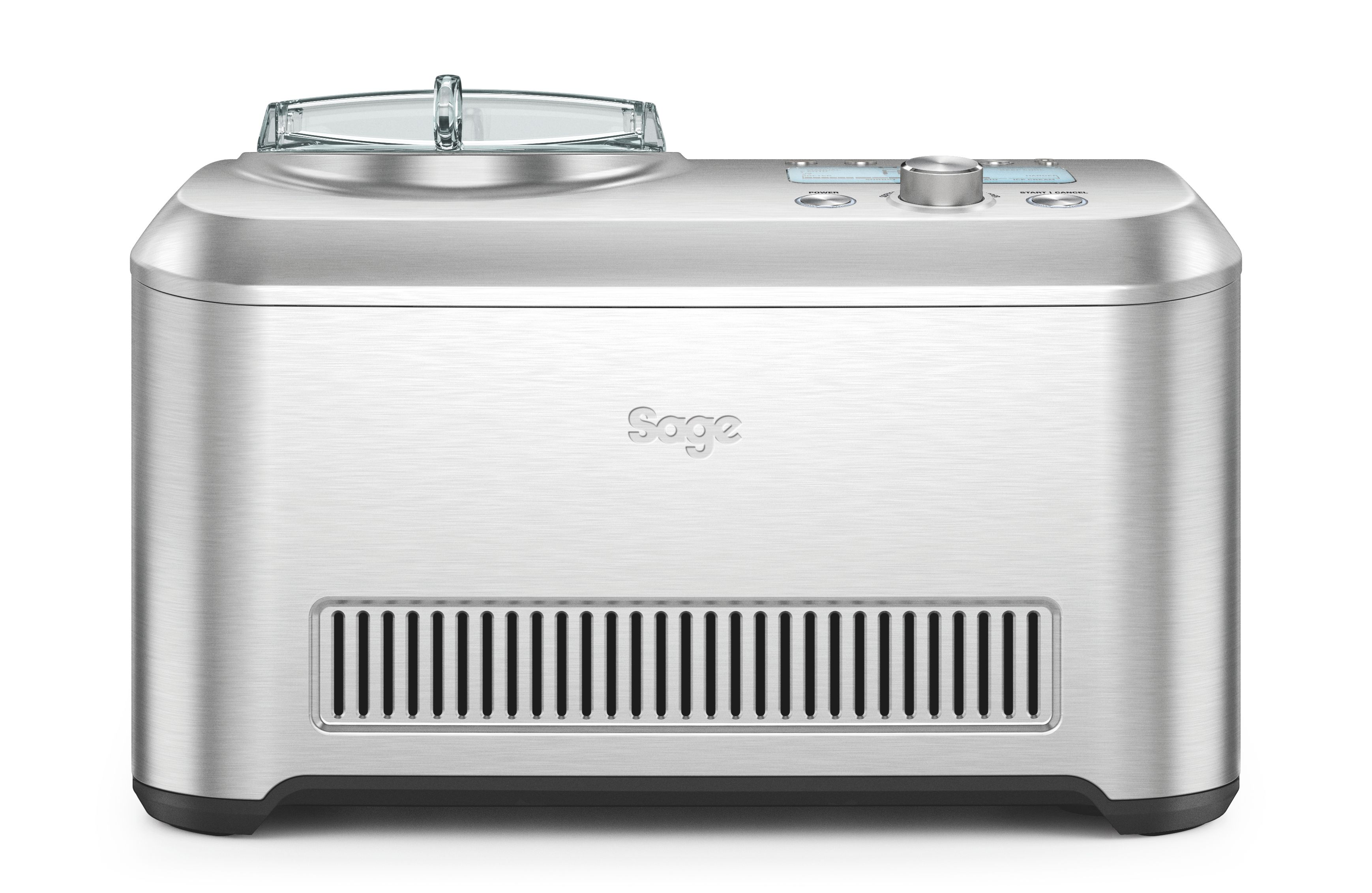 Smart scoop ice cream maker