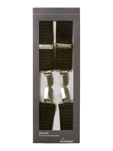 Linea Polka dot braces