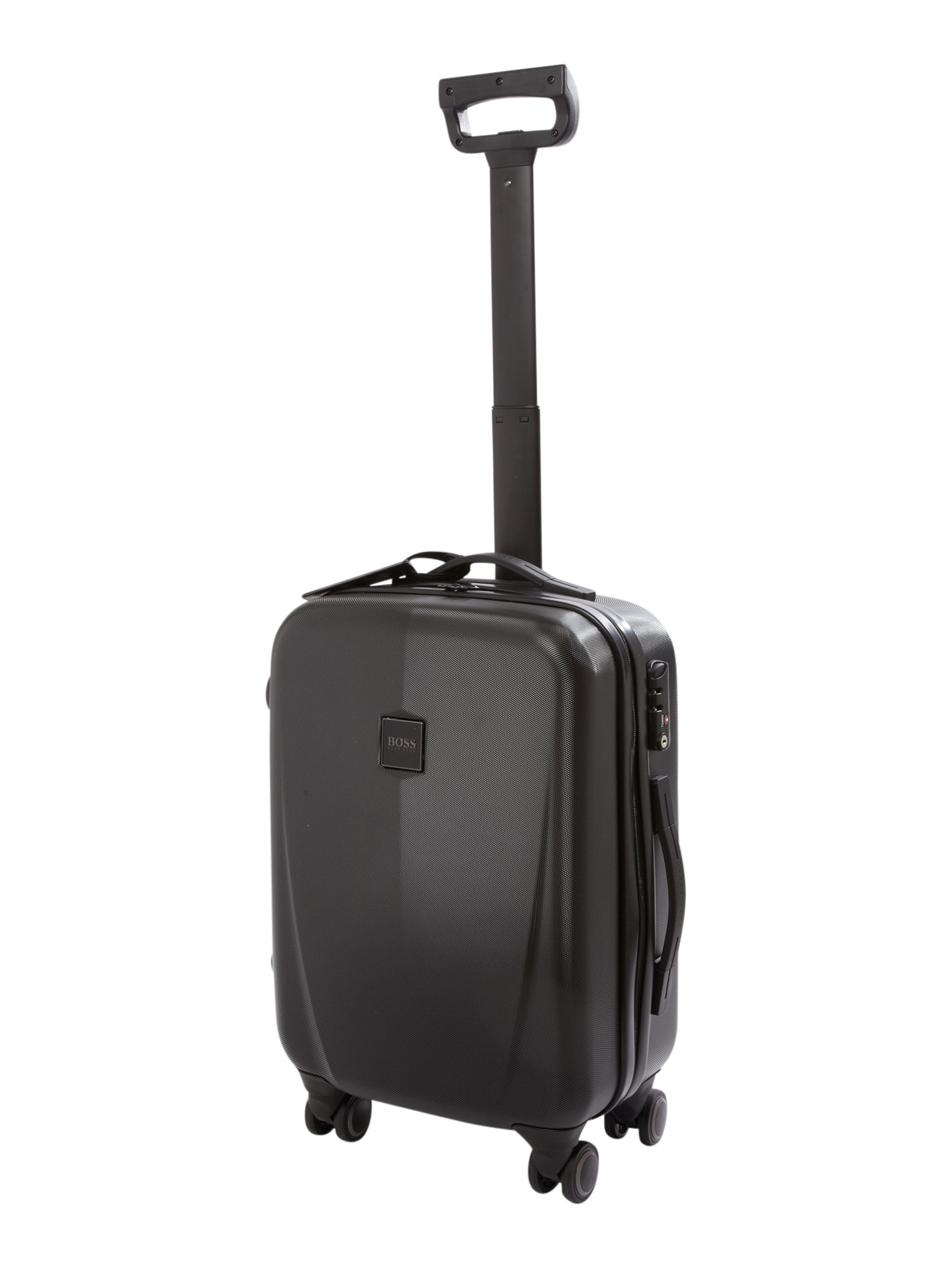 Arturs 4 Wheel Trolley Suitcase
