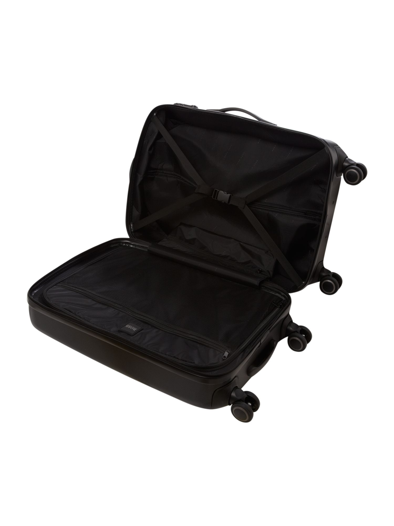 Arctic 4 Wheel Trolley Suitcase